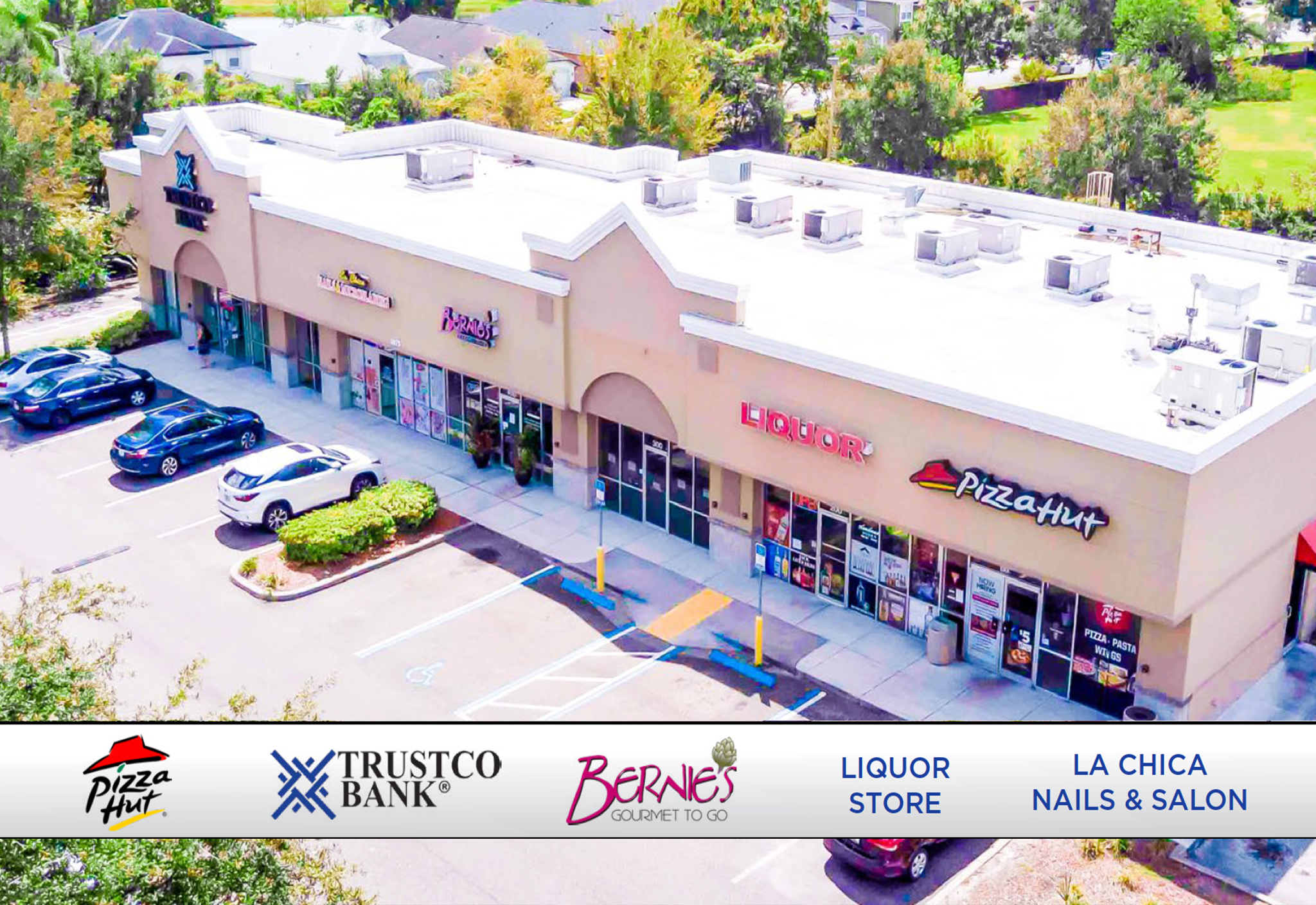 Taylor McMinn Retail Group | Track Record